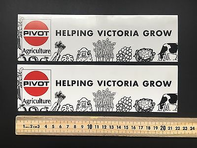 Rare Sticker Collection Sticker Number 7 Victorian Farming
