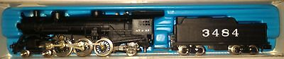 Atlas Roco N Scale ATSF 4-6-2 Steam Loco and Tender from 1960's/70's