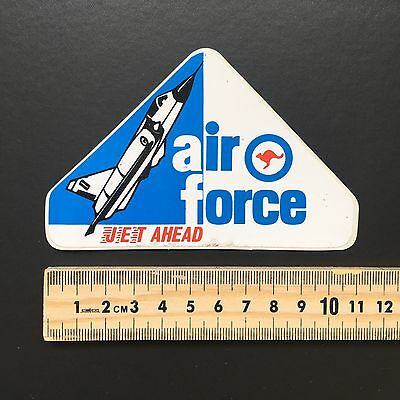 Rare Sticker Collection Sticker Number 26 Australian Air Force