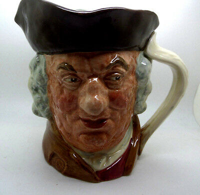 Royal Doulton Large Mug Jug Sam Johnson
