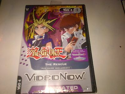 Videonow Yu-Gi-Oh The Rescue Pvd Game Animated Video Now Yugioh Volume Ygo 4