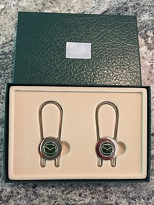 Mazda Miata MX-5 2001 BRG Special Edition Boxed Numbered Keychain Set
