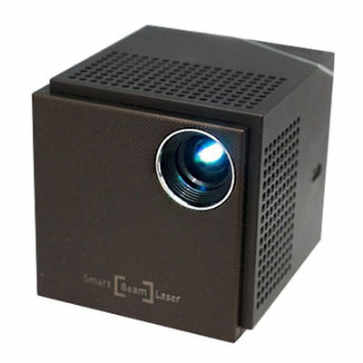 SK UO Smart Beam Laser NX LB-KH6CB Protable Mini Projector - Expedited Shipping