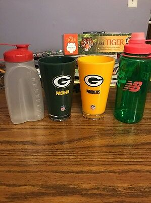 Out Of Package Packer/John Deere Cups