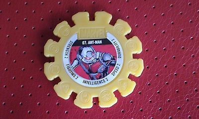 Woolworths Marvel Collectable Super Disc Ant-Man #07