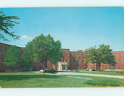 Pre-1980 HOSPITAL SCENE Nevada Missouri MO hs0199