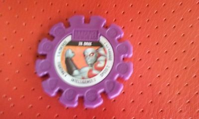 Woolworths Marvel Collectable Super Disc Drax #28