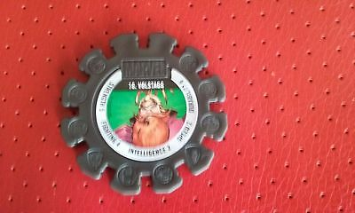 Woolworths Marvel Collectable Super Disc Volstagg #16