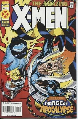 Amazing X-Men (1995 Series) #2 April 1995 Marvel NM- 9.2