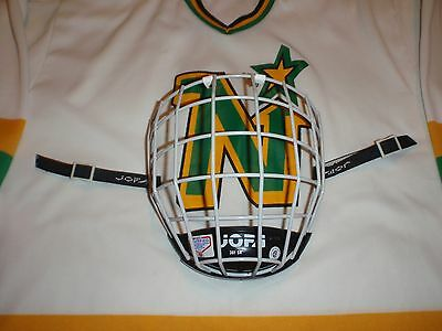 Vintage Jofa 381 Sr Senior Hockey Cage Mask Near Mint Condition