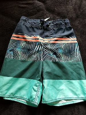 Boy's Old Navy Swim Trunks Size 8