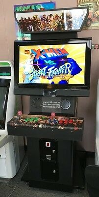 4000+  game 32 inch LCD Street fighter