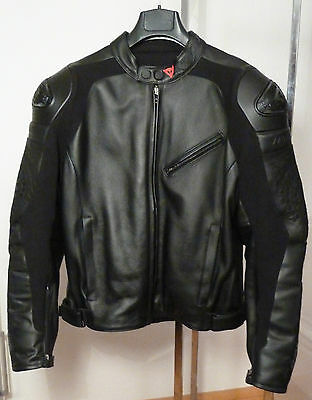 Dainese Tattoo YKZ Lederjacke / Leather Jacket 54