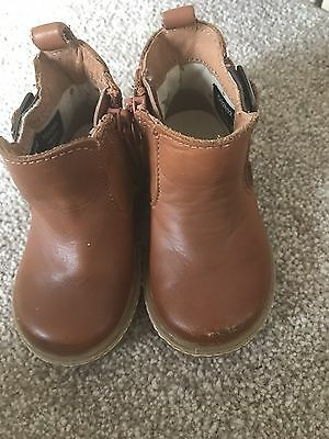 Baby Girls Chelsea Boots Size 3