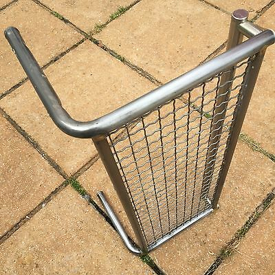 Isaksson Norwegian Steel Luggage Rack