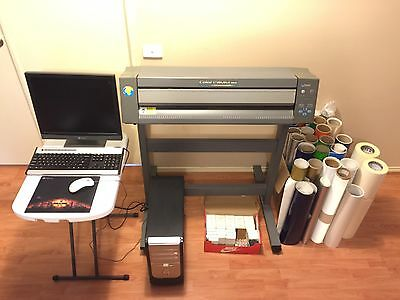 ROLAND COLORCAMM PRO 60 - PC-60 - 600mm WIDE DIGITAL PRINTER/VINYL CUTTER