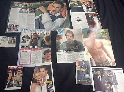 Colin Farrell - Clippings/cuttings/articles