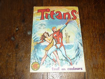 Comics Marvel  Titans N° 2 Collection Lug Style Strange Super Heros