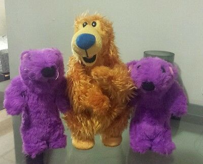 bear in the big blue house with pip and pop