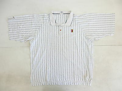 Nike Courier Vintage Shirt Polo Maglia Jersey Tennis