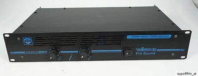 Velleman Pro Sound Vpa 2100 M Stereo Mosfet Power Amplifier +++