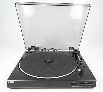 Sony Ps-Lx43P Automatic Stereo Turntable Plattenspieler +++