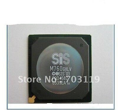 SIS M760GXLV M760 BGA IC Chipset With Balls