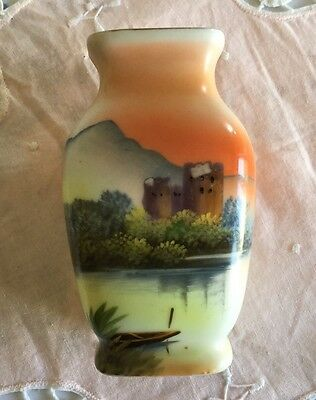 Beautiful C.1930's Noritake Made In Japan Vase In Pristine Condition