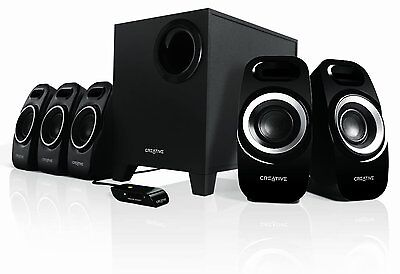 Altavoces Home Cinema 5.1 Creative T6300