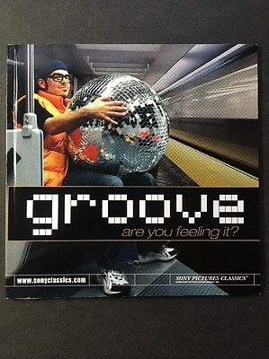 Glaundibi Linklater Harrison GROOVE Firgens Polywog SONY PICTURES 2000 Digweed