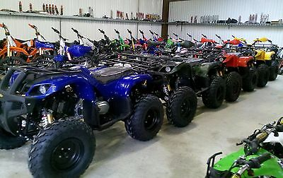 ATV/Quad Bike 250cc Automatic GY6 engine, Electric or kick Start