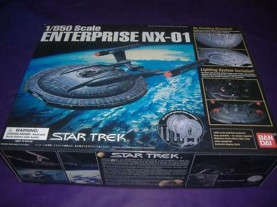 1/850 U.S.S. ENTERPRISE NX-01 Star Trek BANDAI