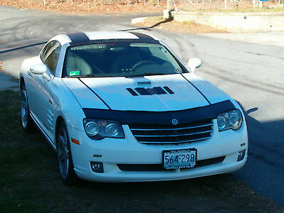 2004 Chrysler Crossfire  2004 Crossfire Limited Edition 76K Very Nice