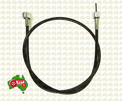 """Tacho Drive Rev Cable FORDSON SUPER MAJOR Tractor 1270mm//50/"""" 5//8/"""" x 7//8/"""" Ends"""