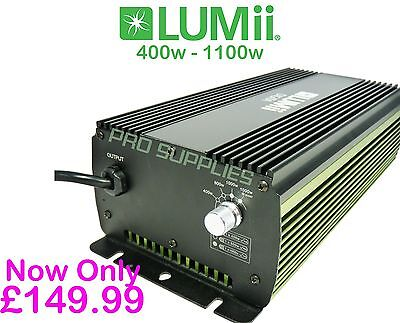 Lumii 1000w Digital Dimmable Digita Ballast