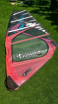 Tushingham Rock 4.5 WIndsurfing Sail Good Condition