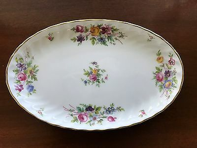 Minton MARLOW cake, sandwich plate never used in box in AS NEW CONDITION