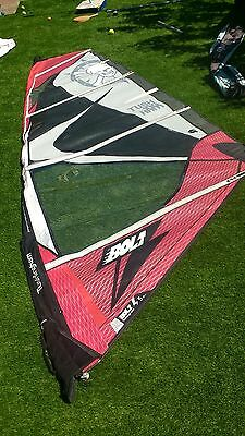 windsurf sail bolt 5m used good condition