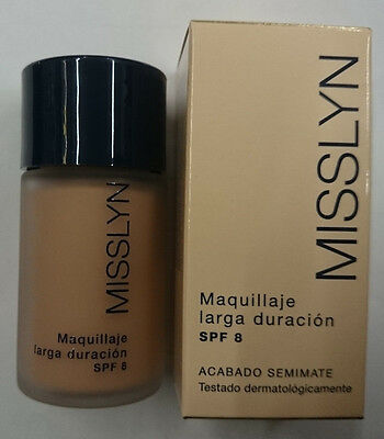 Misslyn Maquillaje Larga Duración 03 30Ml.