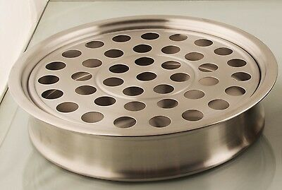 Remembrance Ware Communion Tray- Stainless Steel