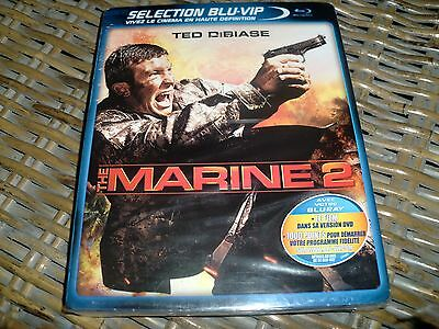 bluray+dvd THE MARINE 2 neuf sous blister