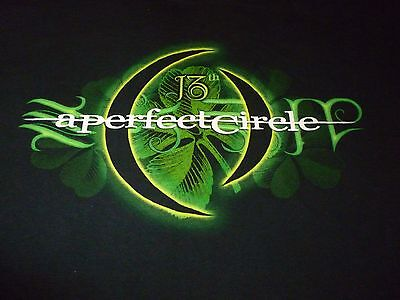 A Perfect Circle Shirt ( Used Size L ) Very Good Condition!!!