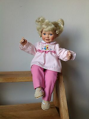 Ann Timmerman porcelain 14 inch doll Disney collection