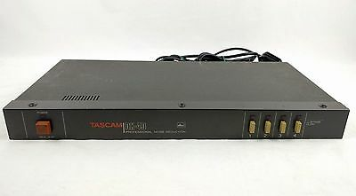 Tascam DX-4D Professional DBX Noise Reduction Unit Made In Japan