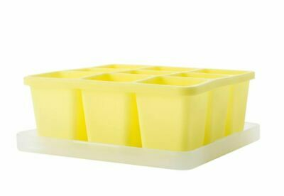 NUK Annabel Karmel Food Cube Tray 1 2 3 6 12 Packs
