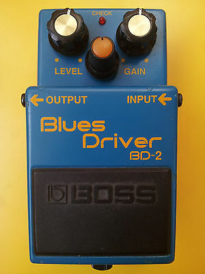 Boss Blues Driver BD-2 / Pedal Boss Blues Driver BD2
