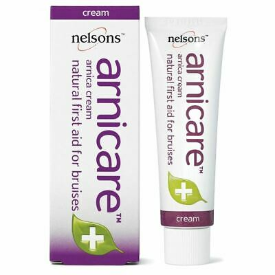 Nelsons Arnica Cream 30g 1 2 3 6 12 Packs