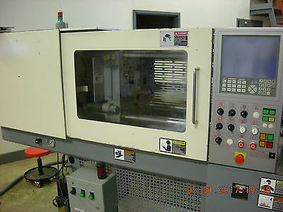 2003 Nissei Model NS 40-5A Injection Molding Machine