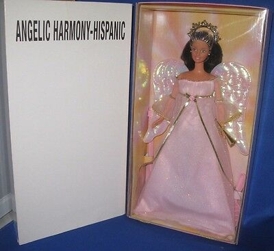 Barbie Collector Special Edition Angelic Harmony Hispanic Barbie Doll, Nrfb