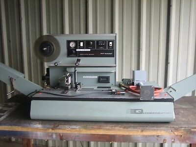 Q Corporation QMT 1000 SMD taping machine !! AFFORDABLE !! CAN BE SHIPPED !!
